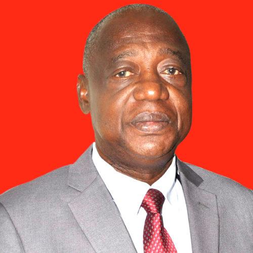 Dr Benjamin Kumbuor (mp)