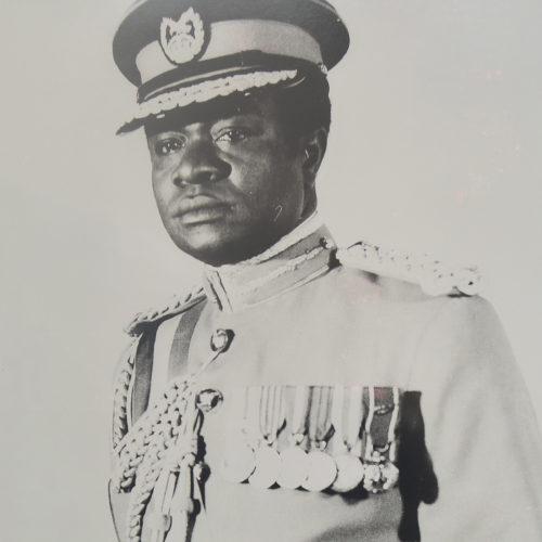 Gen I.K. Acheampong