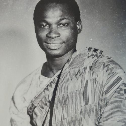 Mr Kofi Baako